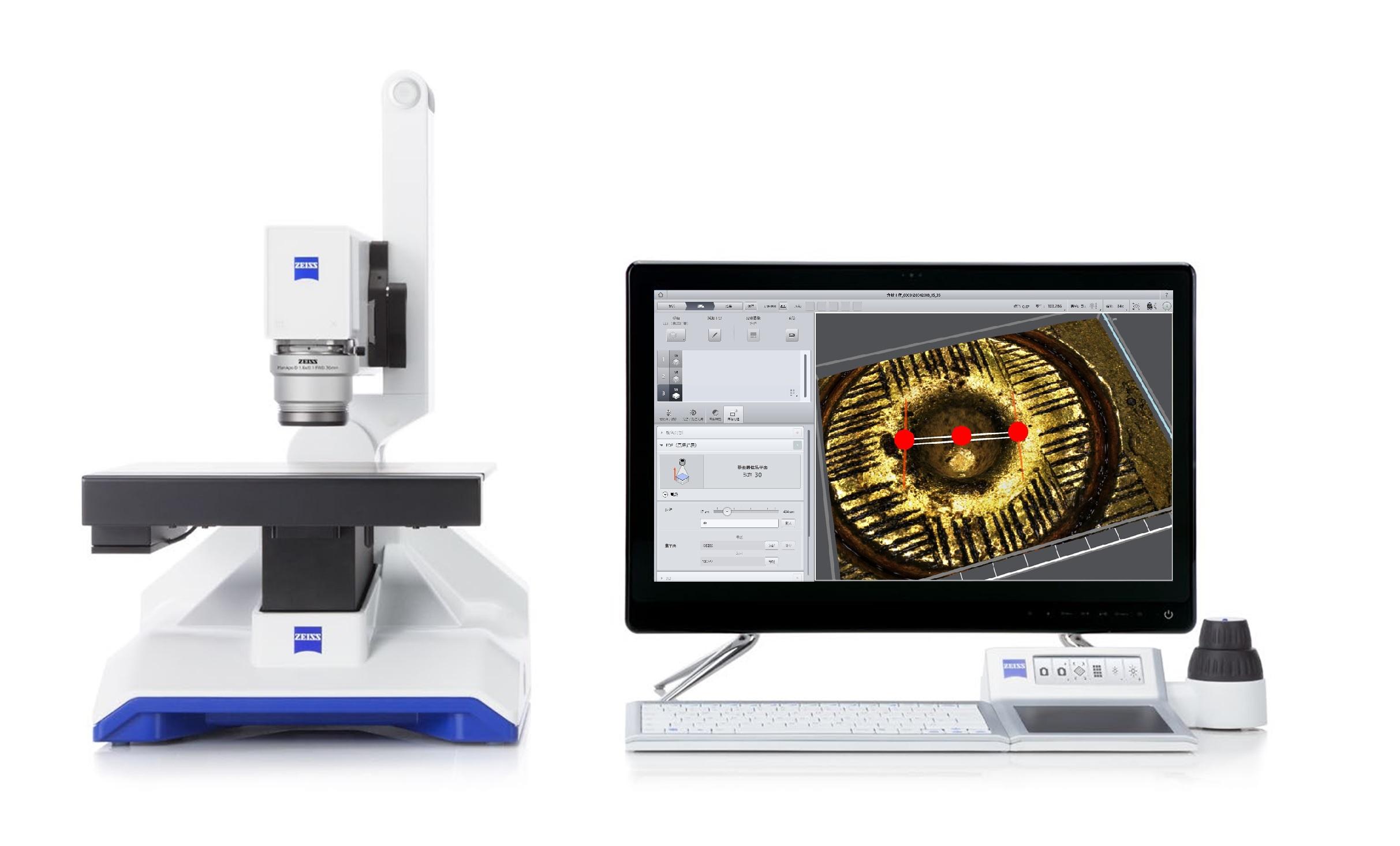 Smart zoom 5 智能化超景深顯微鏡